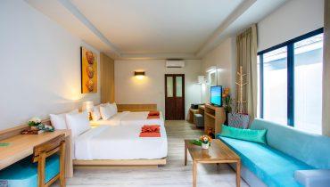 krabi beachfront resort