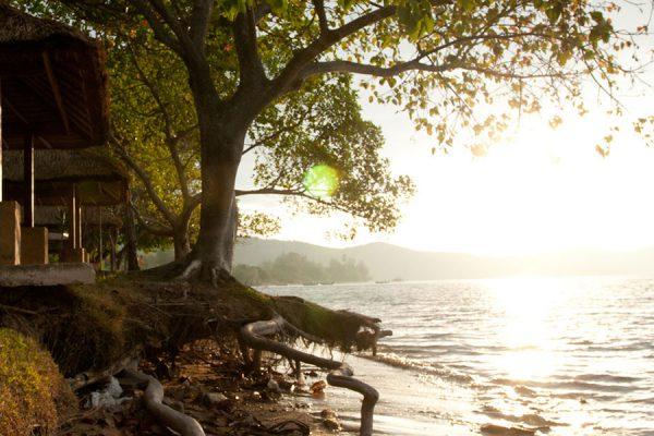 villa cha cha chaolao beach2